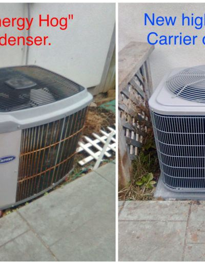 Carrier Condensers