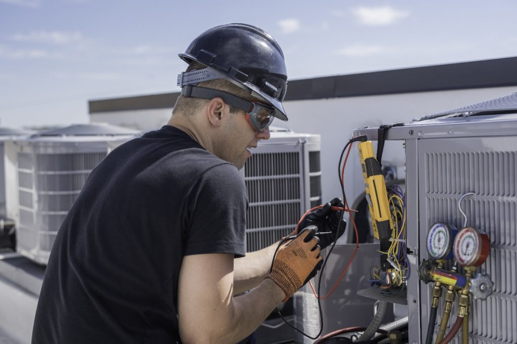 about ac repair